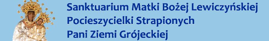 Sanktuarium MB Lewiczyn